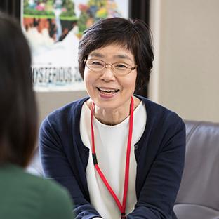 Setsuko Watanabe Principal