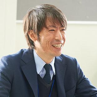 Yasuo Fukagawa  Office Manager